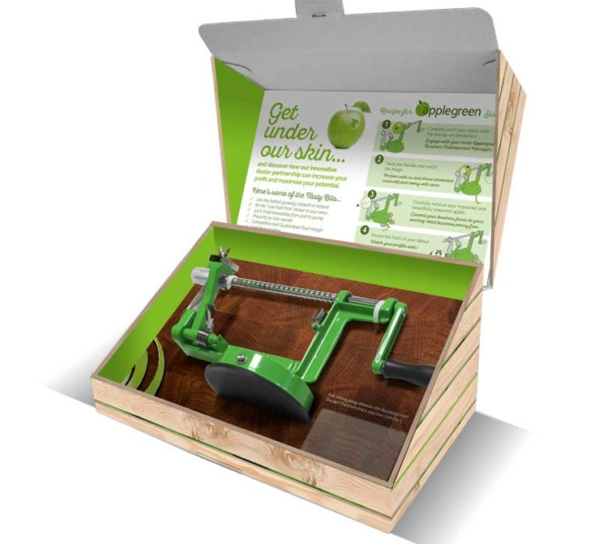 Applegreen Product Packaging