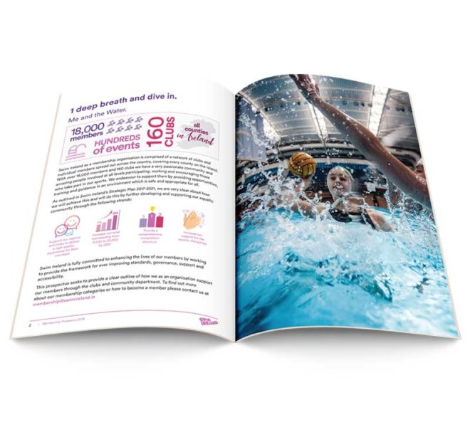 Swim Ireland Brochure
