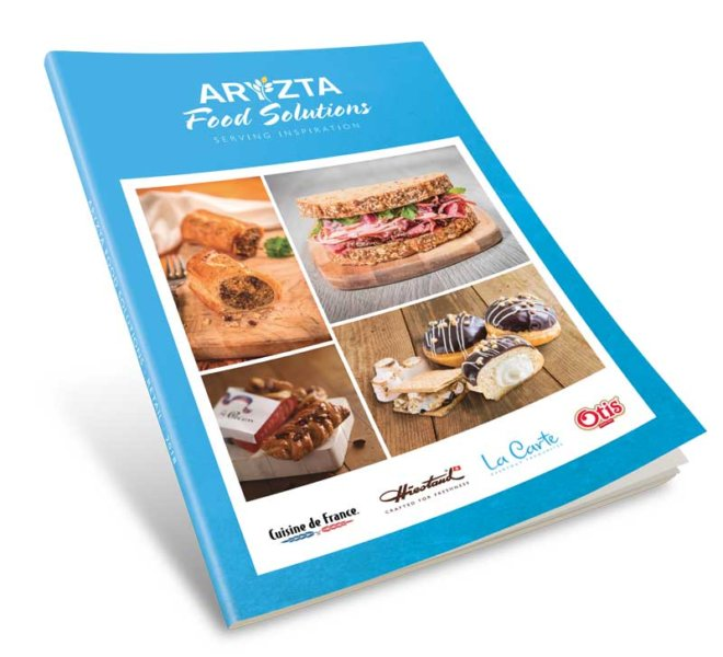 Creative Works | Aryzta Food Catalogue