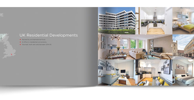 Creative Works | Core Asset Management Brochure