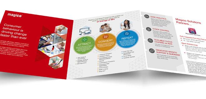 Creative Works | Magico Brochure