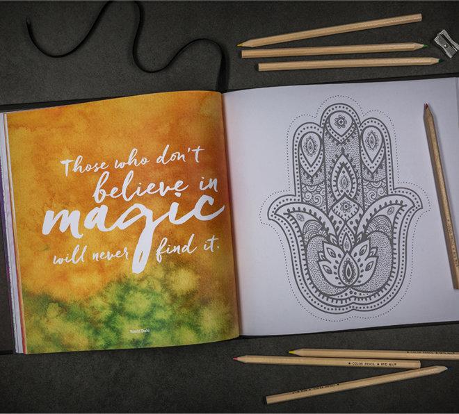 Creative Works | Mindfullness Brochure
