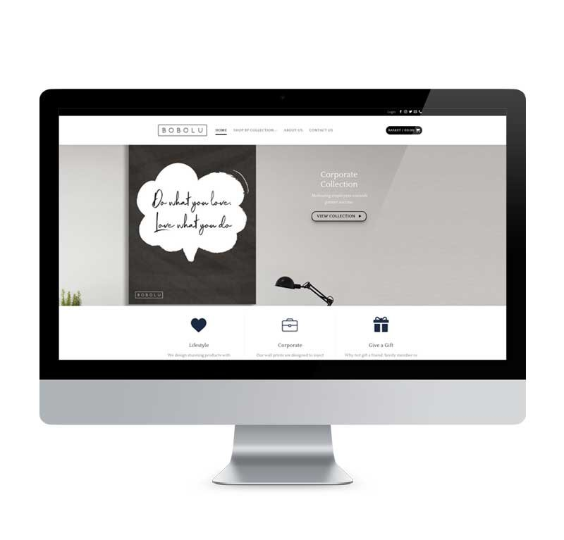 Bobolou E-commerce
