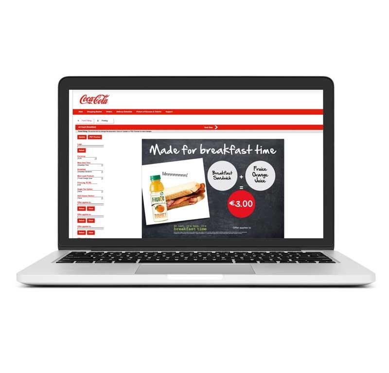Coca Cola E-Commerce