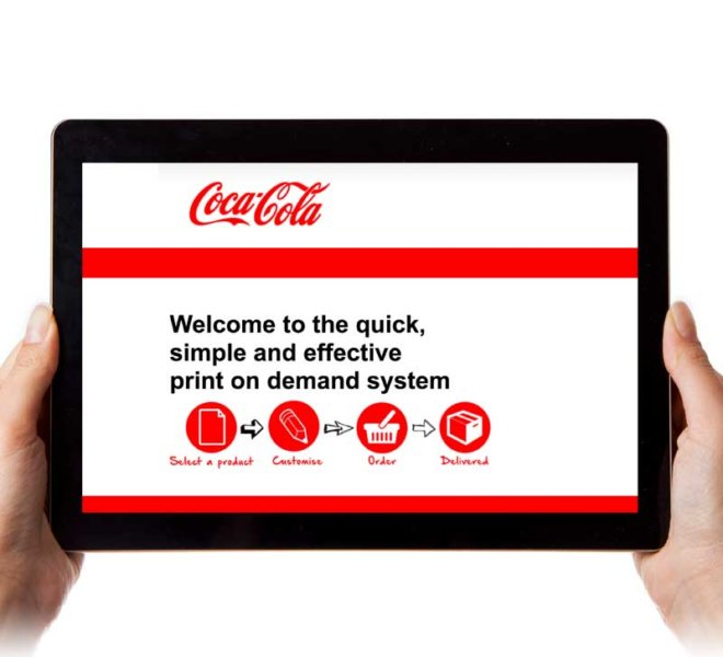 Creative Works | Coca Cola E-Commerce Website