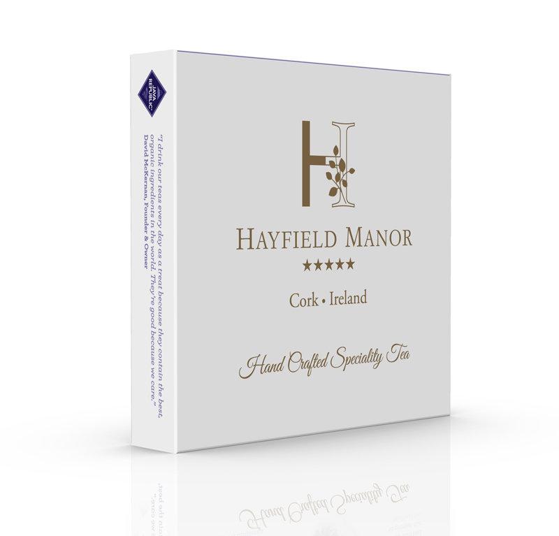 Hayfield Manor Packaging