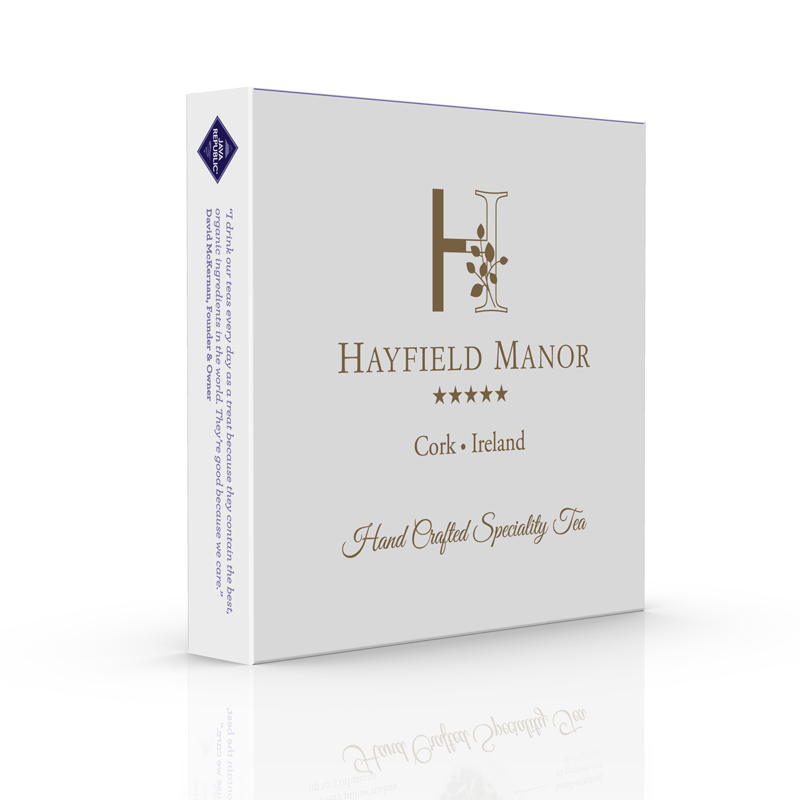 Creative Works | Hayfield Manor Product Packaging
