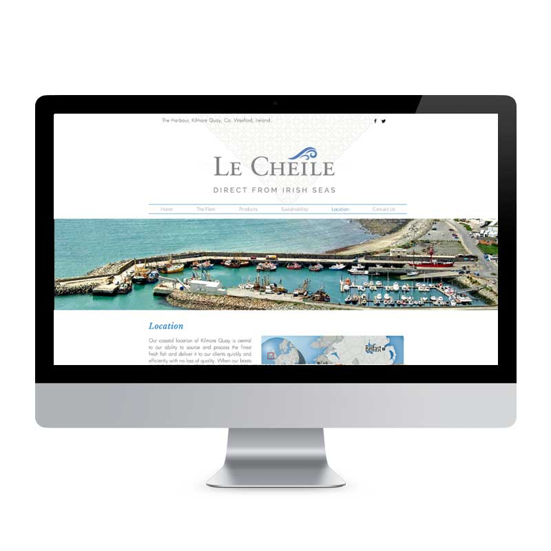 Le Cheile Web Development