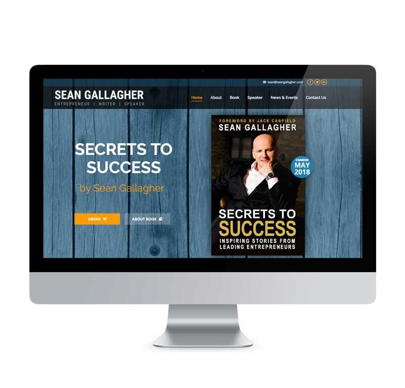 Sean Gallagher Website