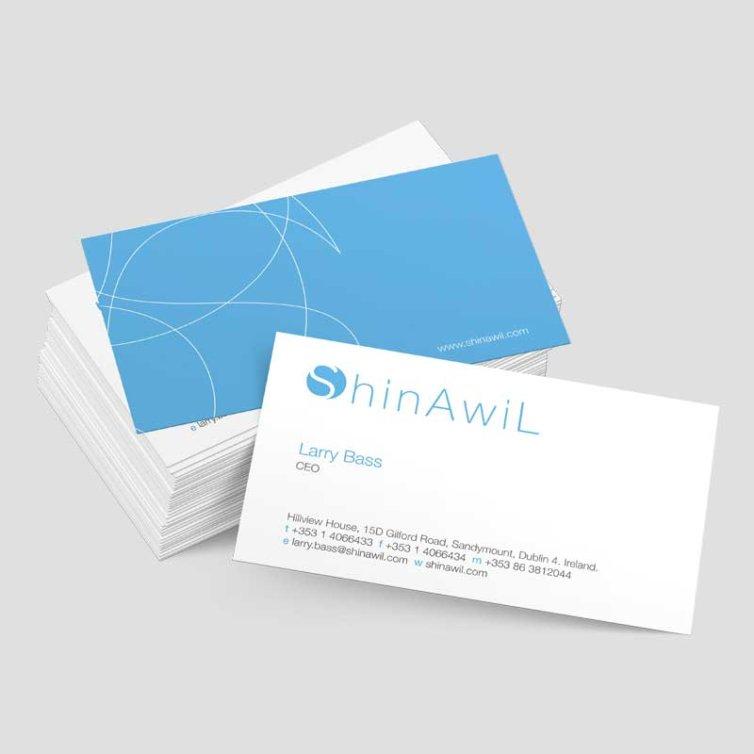 ShinAwil Brand Identity